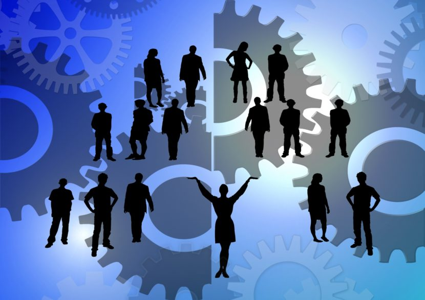 Empowering team leader